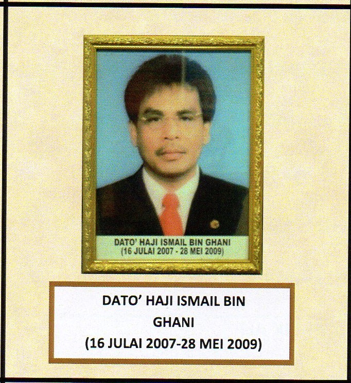 No14 Dato Ismail Ghani